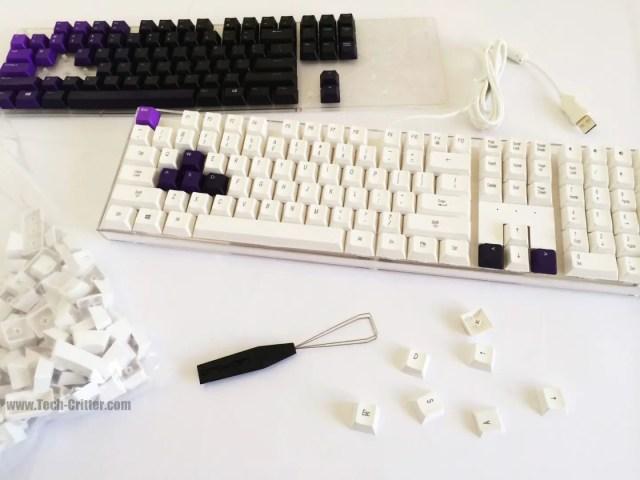 Unboxing & Review: i-Rocks IK6 Crystal USB Keyboard 52