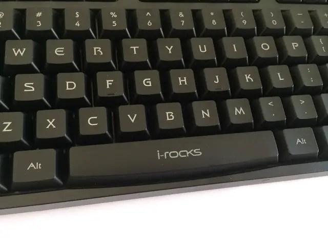 Unboxing & Review: i-Rocks Golem Series K50E Illuminated Gaming Keyboard 50