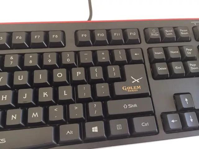 Unboxing & Review: i-Rocks Golem Series K50E Illuminated Gaming Keyboard 51