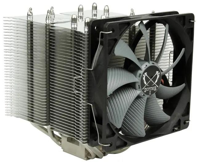 Scythe presents new Ninja 4 CPU Cooler 13