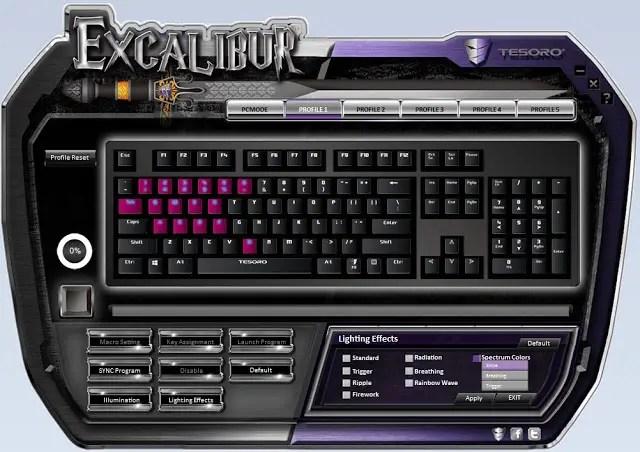 Unboxing & Review: Tesoro Excalibur Spectrum Mechanical Gaming Keyboard 29
