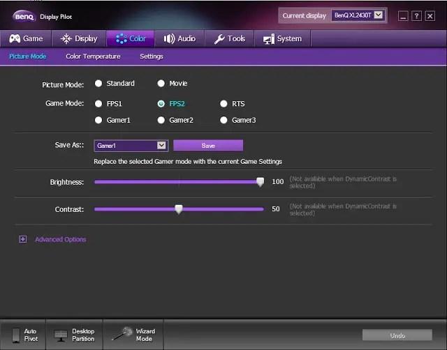 Review: BenQ XL2430T Gaming Monitor 112