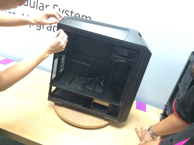 Cooler Master unveils new direction, goals today on Cooler Master Special Seminar 32