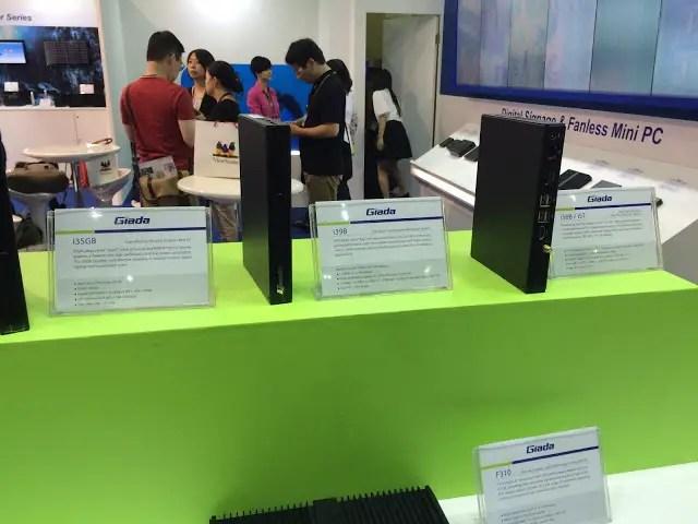 "Giada unveils mini PC powered with Intel ""Skylake"" based CPU 23"