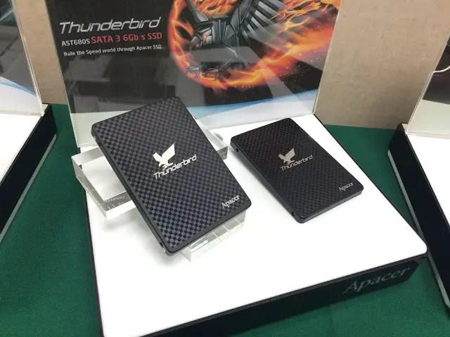 Apacer unveils NFC SSD, USB 3.1 Type-C flash drives and Fingerprint flash drives 34