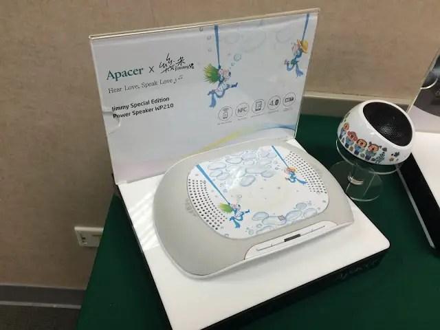 Apacer unveils NFC SSD, USB 3.1 Type-C flash drives and Fingerprint flash drives 36