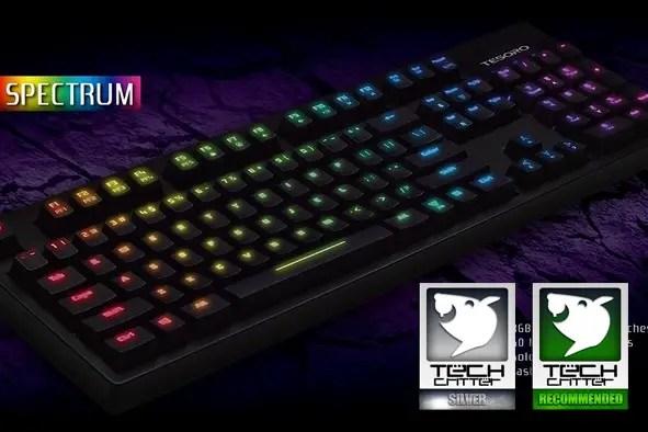 Unboxing & Review: Tesoro Excalibur Spectrum Mechanical Gaming Keyboard 32