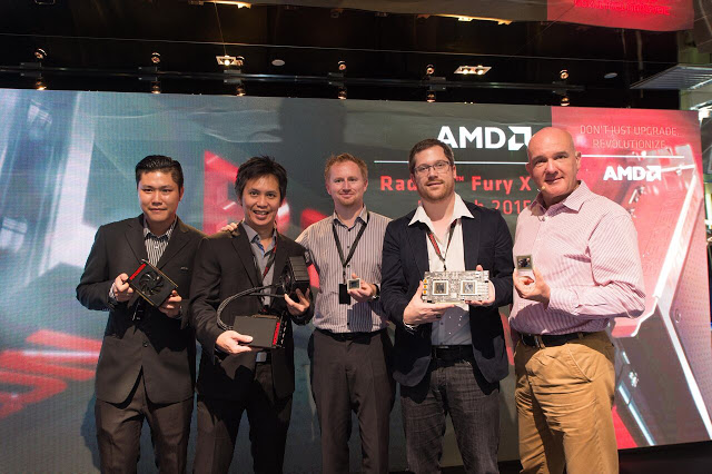 AMD Ushers in a New Era of PC Gaming with Radeon™ R9 and R7 300 Series Graphics Line-Up including World's First Graphics Family with Revolutionary HBM Technology 1