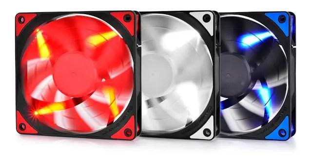 DEEPCOOL Launches Turbo Series Case Fan TF120 14