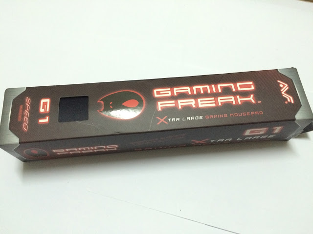 AVF Gaming Freak AMP-G1 Xtra Large Speed Edition Gaming Mousepad Review 2