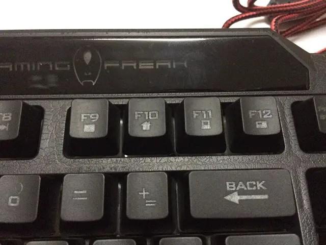 Unboxing & Review: AVF Gaming Freak AKB-GK2 Gaming Keyboard 47
