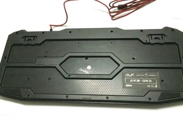 Unboxing & Review: AVF Gaming Freak AKB-GK2 Gaming Keyboard 48