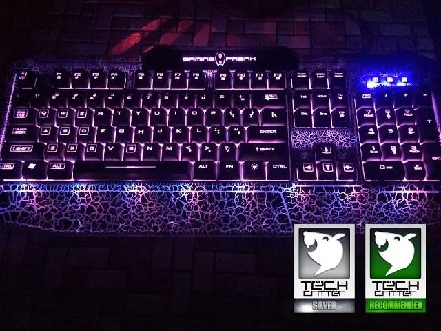 Unboxing & Review: AVF Gaming Freak AKB-GK2 Gaming Keyboard 54