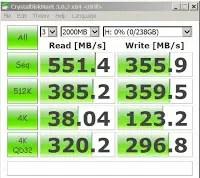 Plextor M6V 256 GB SSD Review 15