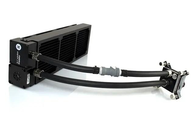 EK Water Blocks Announces EK Predator AIO CPU Cooler 10