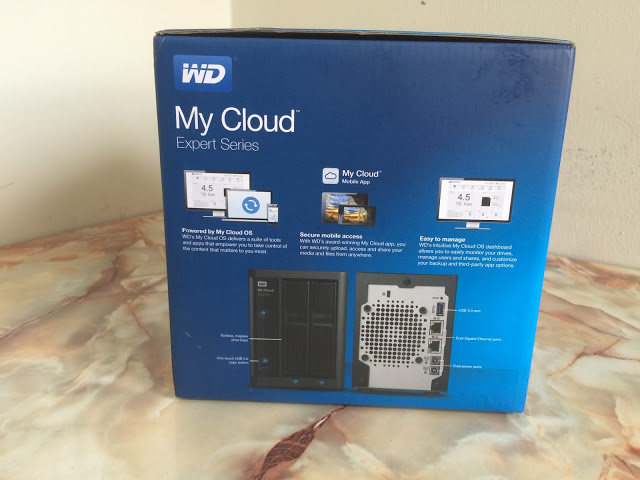 WD My Cloud Expert Series EX2100 8TB NAS Review 6