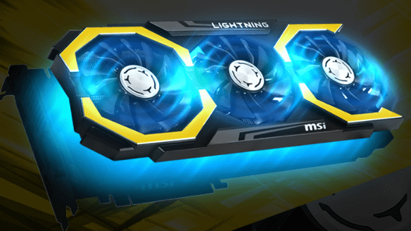 MSI announces its latest flagship GTX 980Ti Lightning 26
