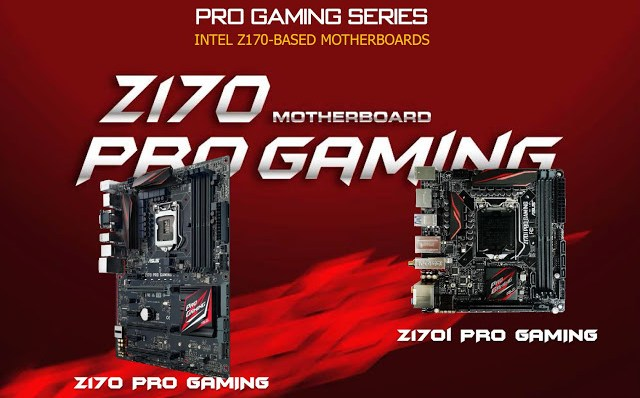 ASUS Technical Seminar 2015: ASUS Z170 motherboards get not only new features but also major change in the appearance 20