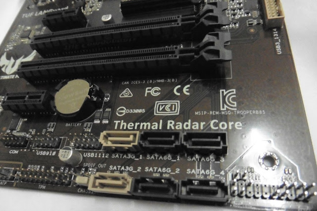 Unboxing & Review: ASUS Trooper B85 10