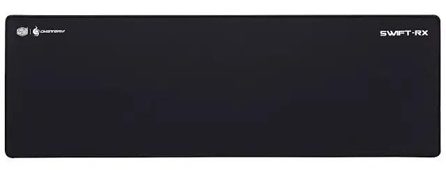 Cooler Master LaunchesSwift-RX Mousepad Series 11