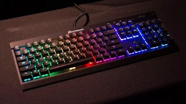 Unboxing & Review: Corsair Gaming K70 Cherry MX RGB Mechanical