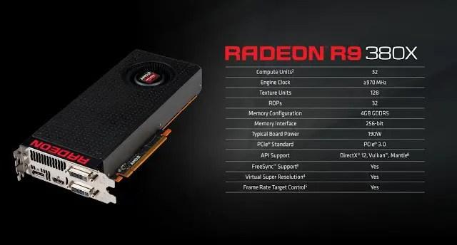 AMD unveils its latest Radeon R9 380X Graphics Card 2