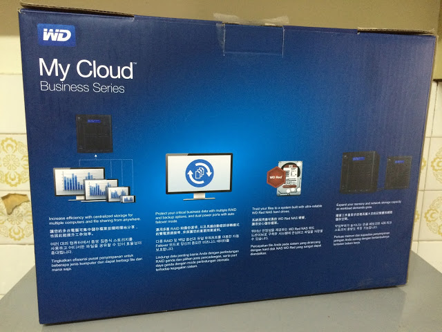 WD My Cloud Business Series DL4100 24TB NAS Review 112