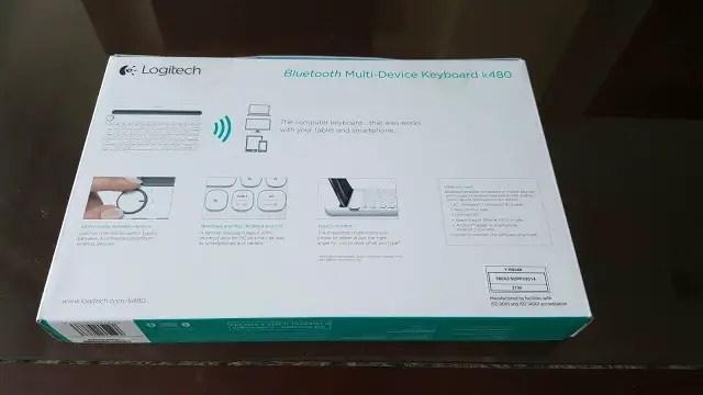 Unboxing & Review: Logitech K480 Bluetooth Multi-Device Keyboard 22