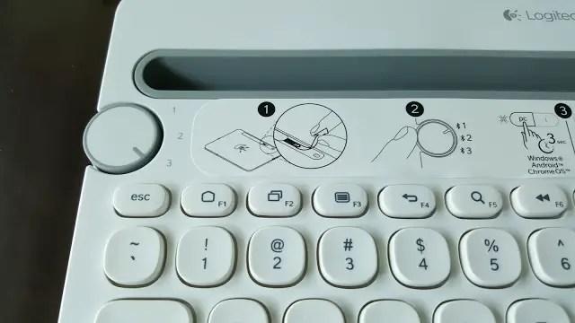 Unboxing & Review: Logitech K480 Bluetooth Multi-Device Keyboard 29