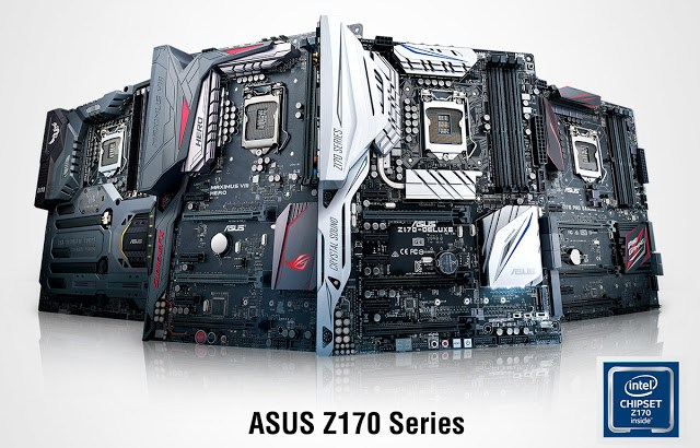 ASUS Motherboards Declared as Industry's Most Reliable 3