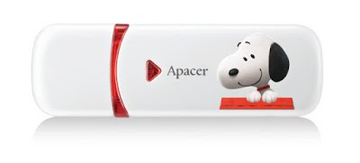 """""""Apacer X Snoopy"""" Unveils Limited Edition Official Authorized Merchandise for the upcoming 'The Peanuts Movie' 7"""