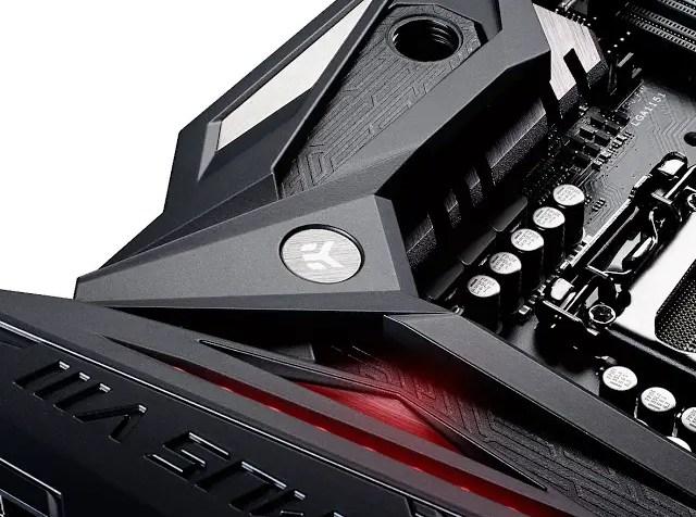 ASUS Republic of Gamers Announces Maximus VIII Formula 14