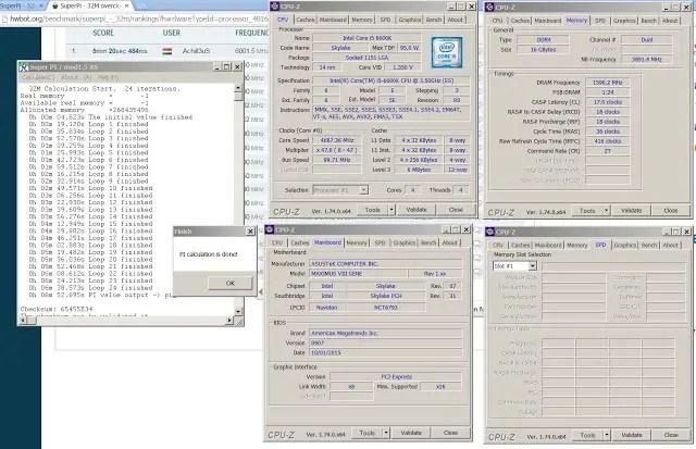 Kingston HyperX Fury DDR4 16GB Memory Kit Review 23