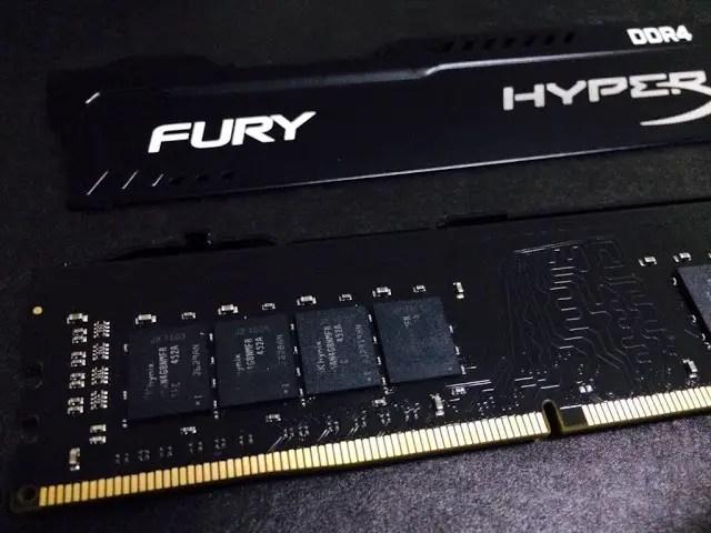 Kingston HyperX Fury DDR4 16GB Memory Kit Review 5