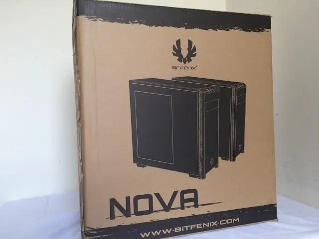 Unboxing & Review: Bitfenix Nova Windowed Edition 73