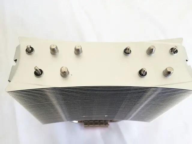 Unboxing & Review: GELID Solutions Antarctica CPU Cooler 61