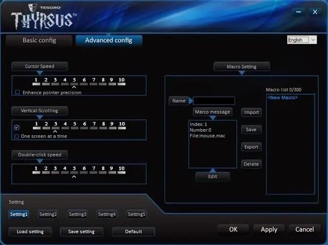 Unboxing & Review: Tesoro Thyrsus Laser Gaming Mouse 60