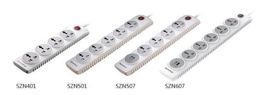 Huntkey Launches the Latest SZN607 Power Strip with Dual USB and Child Protection 15