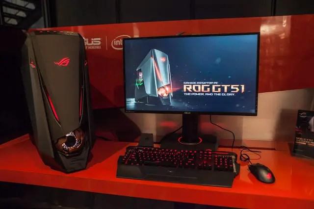 Republic of Gamers (ROG) Announces GT51 Gaming Desktop 5