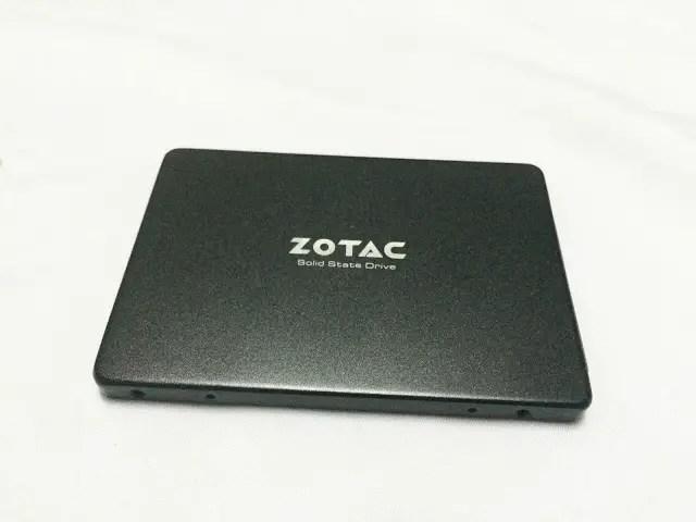 Unboxing & Review: ZOTAC 240GB Premium Edition SSD 43