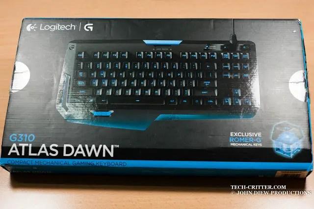 Unboxing & Review: Logitech G310 Atlas Dawn 1