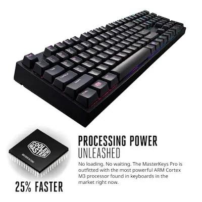 Cooler Master unleashes MasterKeys Pro Series Keyboards 18