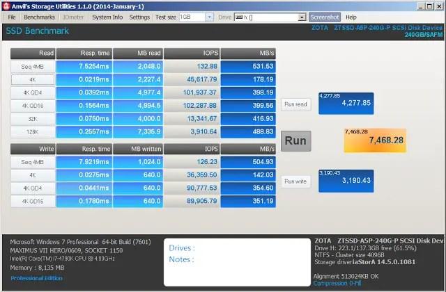 Unboxing & Review: ZOTAC 240GB Premium Edition SSD 48