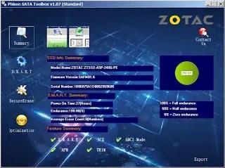 Unboxing & Review: ZOTAC 240GB Premium Edition SSD 51