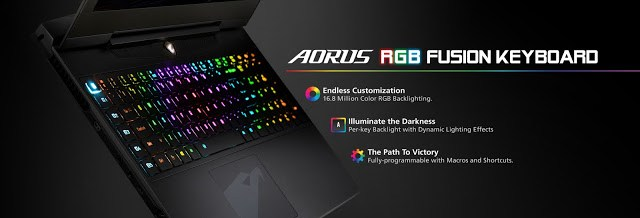 AORUS Announces RGB Fusion Keyboard and the Award Winning X7 DT at Computex 2016 20