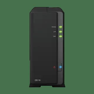 Synology® Introduces DiskStation DS116 Single-bay NAS Server 11