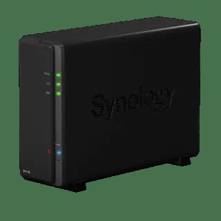 Synology® Introduces DiskStation DS116 Single-bay NAS Server 12