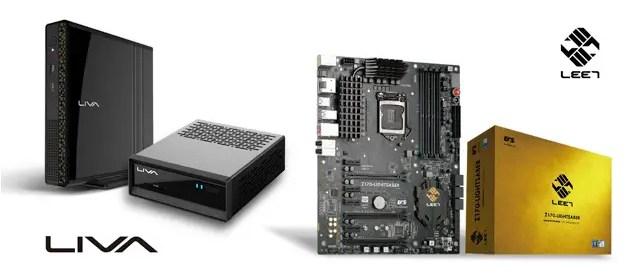 ECS launches brand new LEET GAMING motherboard & LIVA mini PC @Computex 2016 6