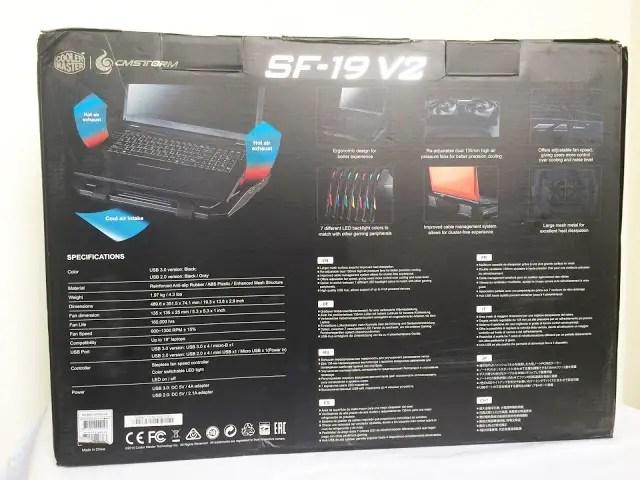 Unboxing & Review: Cooler Master SF-19 V2 USB 3.0 Gaming Laptop Cooler 38