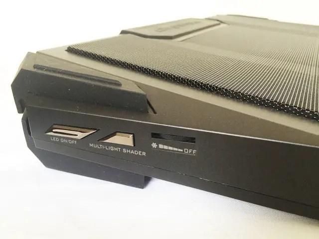 Unboxing & Review: Cooler Master SF-19 V2 USB 3.0 Gaming Laptop Cooler 43